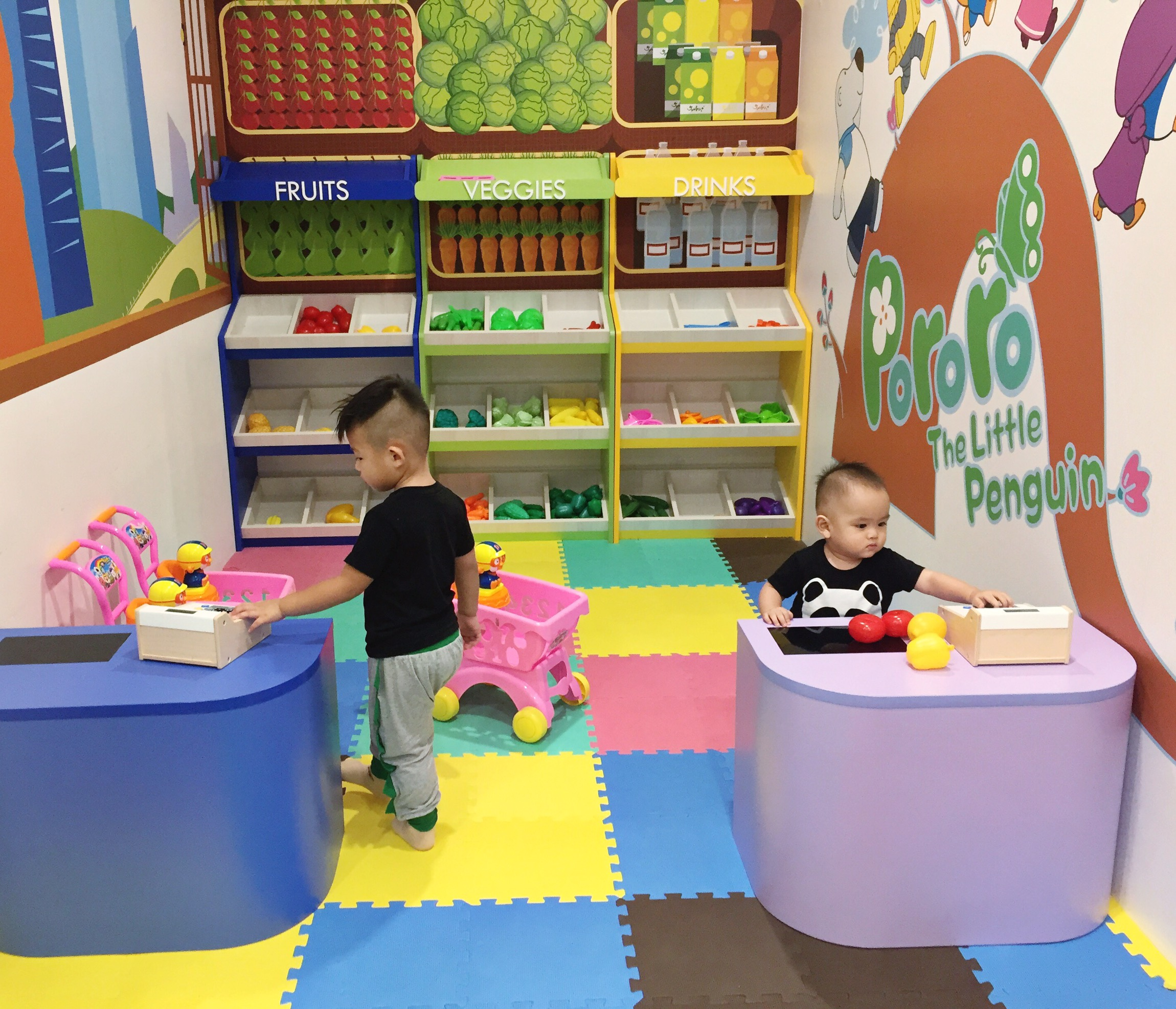 Pororo Park Singapore – Indoor Amusement Park for Toddlers – tjinlee