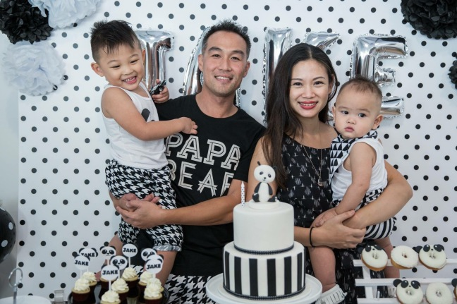 Jake S First Birthday It S A Panda Party Tjinlee